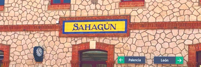 stazione di Sahagùn